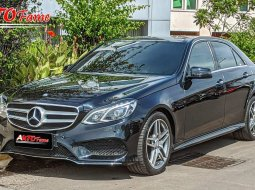 Mercedes Benz E400 AMG Facelift 2014