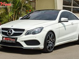 Mercedes Benz E400 Coupe AMG CBU 2014
