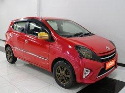 Toyota Agya 1.0 G MT 2014 Merah