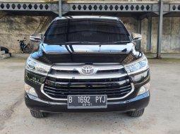 Toyota Kijang Innova 2.0 Q AT 2016 Black On Black Mulus Pjk Pjg TDP Paket 45Jt