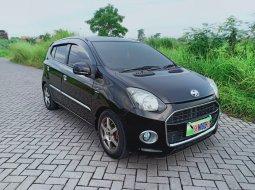 Daihatsu Ayla 1.0L X MT 2016 Hitam #SSMobil21 Surabaya Mobil Bekas