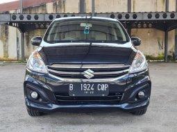 Suzuki Ertiga 1.4 GL AT 2017 Wrn Hitam Mulus Pjk Pjg TDP Paket 20Jt