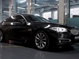 BMW 5 Series 520d 2014 Hitam