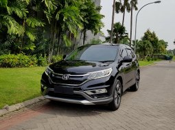 HONDA NEW CR-V 2.4 PRESTIGE Edition SUNROOF 2015 Black Pearl / CRV