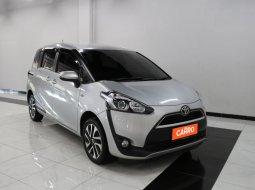 Toyota Sienta 1.5 V MT 2016 Silver