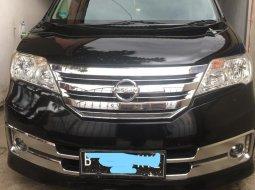 Jual mobil Nissan Serena 2013 Hitam Istimewa , Kota Bekasi