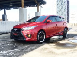 Toyota Yaris TRD Sportivo 2015 manual