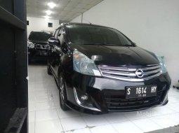 Jual Nissan Grand Livina Highway Star Autech 2012 harga murah di Jawa Timur