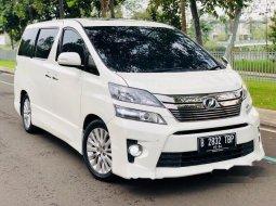 Mobil Toyota Vellfire 2014 ZG terbaik di DKI Jakarta