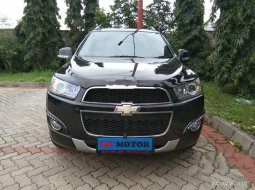 Jual mobil Chevrolet Captiva Pearl White 2013 bekas, Banten