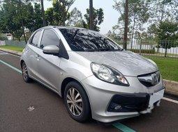 Jual mobil bekas murah Honda Brio E 2015 di Banten