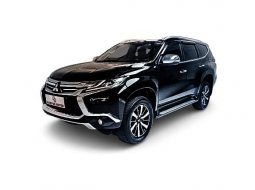 Mitsubishi New Pajero Sport Dakar Ultimate AT 2018 Hitam Mika