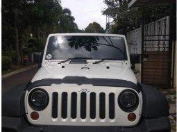 Jual Jeep Wrangler 2011 harga murah di Banten