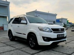 DKI Jakarta, Toyota Fortuner G TRD 2015 kondisi terawat