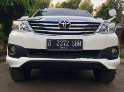 Jual Toyota Fortuner G Luxury 2012 harga murah di DKI Jakarta