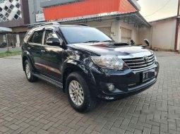Jual cepat Toyota Fortuner G 2014 di Banten
