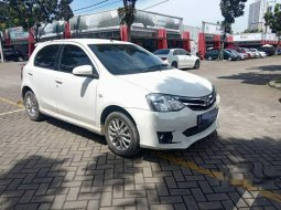 Mobil Toyota Etios Valco 2016 G terbaik di Banten