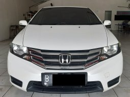 Honda City E 2013 AT Putih