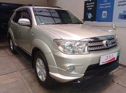 Jual mobil Toyota Fortuner G TRD 2011 bekas, DKI Jakarta