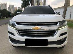 Chevrolet Trailblazer LTZ 2017 Putih pakai 2018
