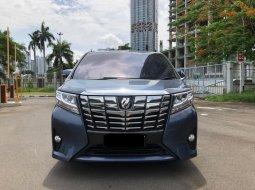 Toyota Alphard 2.5 X A/T 2015 Biru