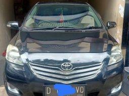 Toyota Vios 2010 Hitam type G matic Plat D tangan pertama interior , mesin  / body full ori