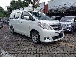 Toyota Alphard 2014 Banten dijual dengan harga termurah