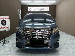 Toyota Alphard X ATPM GREY 2015
