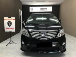 ALPHARD S AUDIO LESS At 2010 Hitam