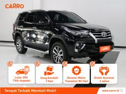 Toyota Fortuner 2.4 VRZ AT 2019 Hitam