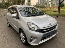 Toyota Agya 1.0L G M/T 2014 Silver