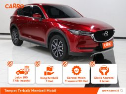 Mazda CX-5 Elite Skyactiv AT 2019 Merah