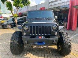 Jual Jeep Wrangler Rubicon 2014 harga murah di DKI Jakarta