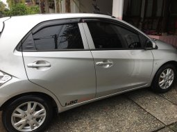 Honda Brio Satya E Silver Istimewa dan Terawat