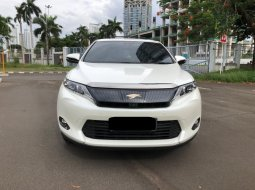 Toyota Harrier 2.4L Premium AT Putih 2014 pakai 2015