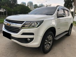 Chevrolet Trailblazer 2.5L LTZ 2017 PEMAKAIAN 2018