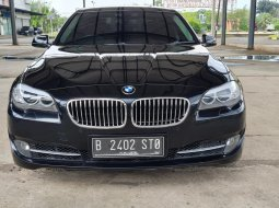 BMW 528i 2013 Black On Red Low KM Terawat TDP 110Jt