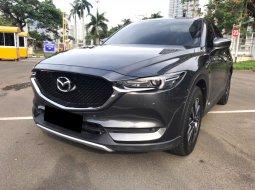 Mazda CX-5 Elite 2017 Abu-abu pemakaian 2018