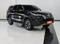 Toyota Fortuner 2.4 G AT 2016 Hitam
