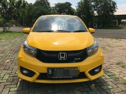 Honda Brio Rs 1.2 Automatic 2019 Kuning