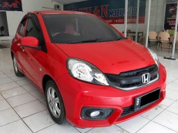 Honda Brio E 1.2 AT 2016 KM Rendah