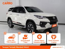 Toyota Fortuner 2.4 VRZ TRD AT 2018 Putih