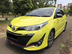 Toyota YARIS TRD AT KUNING 2020