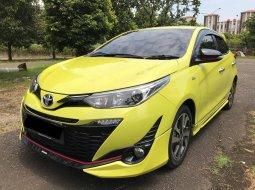 Toyota YARIS TRD AT KUNING 2020