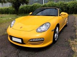 Porsche Boxster PDK 2.9 AT 2011 Kuning PAKAI 2012