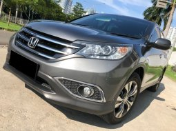 Honda CR-V 2.4 2013 AT Abu-abu