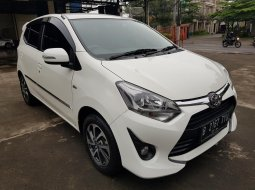 Toyota All New Agya 1.2 G At 2019 Putih