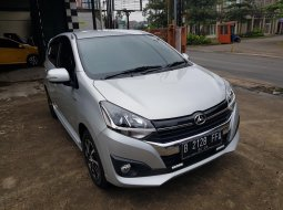 Daihatsu All New Ayla 1.2 R Mt 2019 Silver Metalik