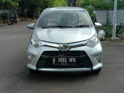 Jual cepat Toyota Calya G 2017 di DKI Jakarta