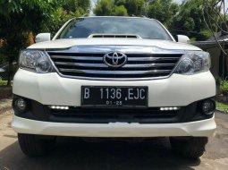 Jual mobil Toyota Fortuner G 2014 bekas, DKI Jakarta